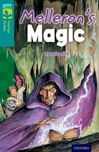 Book Oxford Reading Tree TreeTops Fiction: Level 16 Mellerons Magic by Douglas Hill