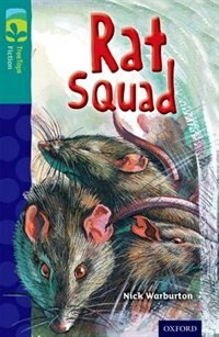 Book Oxford Reading Tree TreeTops Fiction: Level 16 More Pack A Rat Squad by Nick Warburton
