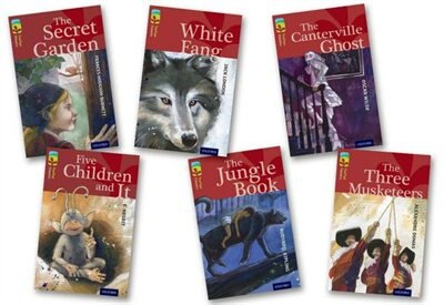Oxford Reading Tree TreeTops Classics: Level 15 Pack of 6 by Rudyard Kipling