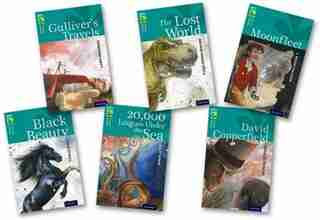 Oxford Reading Tree TreeTops Classics: Level 16 Pack of 6 by Anna Sewell