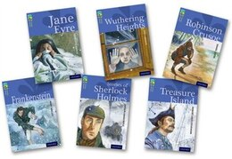 Book Oxford Reading Tree TreeTops Classics: Level 17 Pack of 6 by Mary Shelley