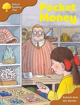 Book Oxford Reading Tree: Stage 8: More Storybooks Pocket Money by Rod Hunt