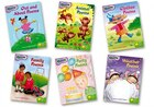 Oxford Reading Tree: Stages 1-2: Glow-worms Pack (6 books, 1 of each title)