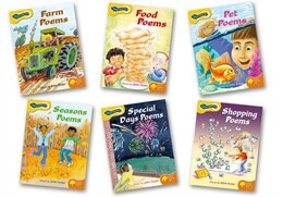 Book Oxford Reading Tree: Stages 5-6: Glow-worms Pack (6 books, 1of each title) by John Foster
