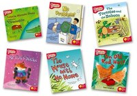 Oxford Reading Tree: Stage 4: Snapdragons Pack (6 books, 1 of each title)