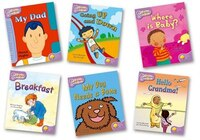 Oxford Reading Tree: Stage 1+: Snapdragons Pack (6 books, 1 of each title)