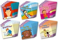 Oxford Reading Tree: Stage 1+: Snapdragons Class Pack (36 books, 6 of each title)