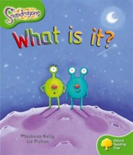 Book Oxford Reading Tree: Stage 2: Snapdragons What Is It? by Maoliosa Kelly