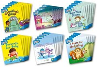 Oxford Reading Tree: Stage 3: Snapdragons Class Pack (36 books, 6 of each title)