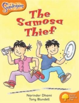 Book Oxford Reading Tree: Stage 6: Snapdragons The Samosa Thief by Narinder Dhami