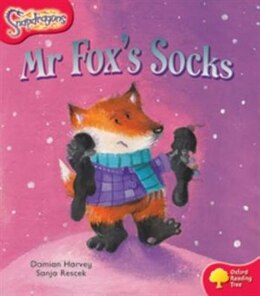 Book Oxford Reading Tree: Stage 4: Snapdragons Mr Foxs Socks by Damian Harvey