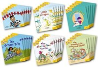 Oxford Reading Tree: Stage 5: Snapdragons Class Pack (36 books, 6 of each title)