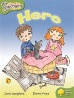 Book Oxford Reading Tree: Stage 7: Snapdragons Hero by Jane Langford