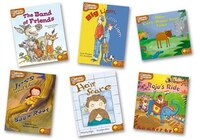 Oxford Reading Tree: Stage 8: Snapdragons Pack (6 books, 1 of each title)