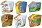 Oxford Reading Tree: Stage 8: Snapdragons Class Pack (36 books, 6 of each title)