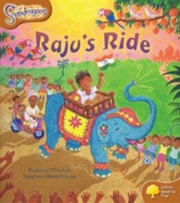 Book Oxford Reading Tree: Stage 8: Snapdragons Rajus Ride by Pratima Mitchell