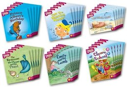 Book Oxford Reading Tree: Stage 10: Snapdragons Class Pack (36 books, 6 of each title) by Jane Clarke