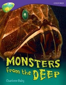 Book Oxford Reading Tree: Stage 11A: TreeTops More Non-Fiction Monsters From the Deep by Charlotte Raby
