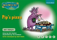 Read Write Inc. Phonics: Green Set 1 Storybooks Pips Pizza
