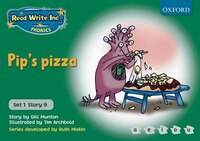 Read Write Inc. Phonics: Green Set 1 Storybooks Mixed Pack of 10