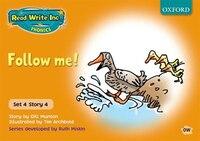 Read Write Inc. Phonics: Orange Set 4 Storybooks Follow Me!