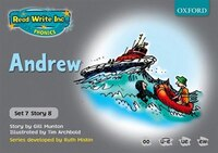 Read Write Inc. Phonics: Grey Set 7 Storybooks Andrew
