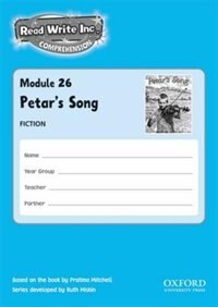 Book Read Write Inc. Comprehension: Modules 26-30 Pack of 5 books by Ruth Miskin