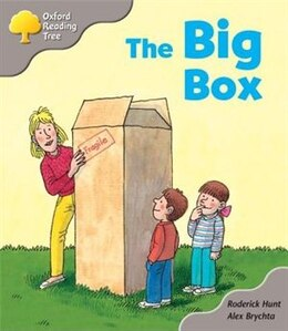 Book Oxford Reading Tree: Stage 1: Biff and Chip Storybooks The Big Box by Roderick Hunt