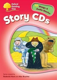Book Oxford Reading Tree: Stage 4 Cd Storybook by Roderick Hunt