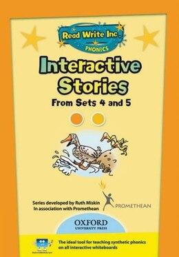 Book Read Write Inc. Phonics: Interactive Stories CD-ROM 2 Multi User by Ruth Miskin
