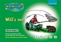 Read Write Inc. Phonics: Fiction Set 1A (Green) Wills net