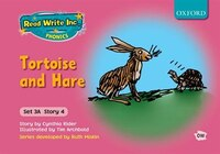 Read Write Inc. Phonics: Fiction Set 3A (Pink) Tortoise and Hare