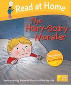 Read at Home: Level 5a The Hairy-Scary Monster Book and CD