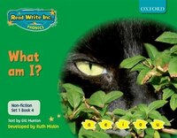 Read Write Inc. Phonics: Non-fiction Green Set 1 What am I?