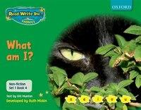 Read Write Inc. Phonics: Non-fiction Green Set 1 What am I?
