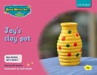 Read Write Inc. Phonics: Non-fiction Pink Set 3 Jays clay pot