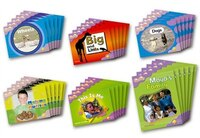 Oxford Reading Tree: Stage 1+: Fireflies Class Pack (36 books, 6 of each title)