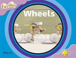 Book Oxford Reading Tree: Stage 1+: Fireflies Wheels by Roderick Hunt