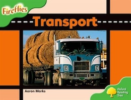 Book Oxford Reading Tree: Stage 2: Fireflies Transport by Roderick Hunt