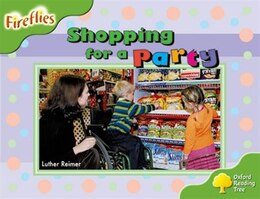 Book Oxford Reading Tree: Stage 2: Fireflies Shopping for a Party by Roderick Hunt