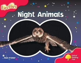 Book Oxford Reading Tree: Stage 4: Fireflies Night Animals by Roderick Hunt