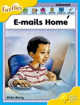 Book Oxford Reading Tree: Stage 5: Fireflies E-mails Home by Roderick Hunt