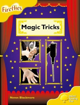 Book Oxford Reading Tree: Stage 5: Fireflies Magic Tricks by Roderick Hunt