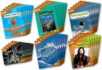Oxford Reading Tree: Stage 8: Fireflies Class Pack (36 books, 6 of each title)