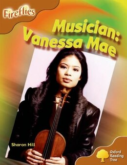 Book Oxford Reading Tree: Stage 8: Fireflies Musician: Vanessa Mae by Roderick Hunt