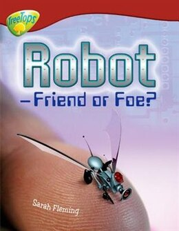 Book Oxford Reading Tree: Stage 9: Fireflies Make a Flashing Robot by Roderick Hunt