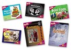 Oxford Reading Tree: Stage 10: Fireflies Pack (6 books, 1 of each title)