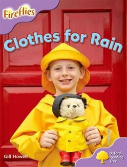 Book Oxford Reading Tree: Stage 1+: More Fireflies A Clothes for Rain by Roderick Hunt