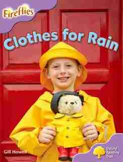 Oxford Reading Tree: Stage 1+: More Fireflies A Clothes for Rain by Roderick Hunt