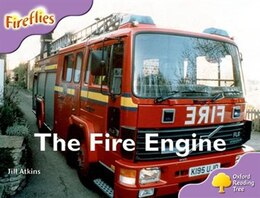 Book Oxford Reading Tree: Stage 1+: More Fireflies A The Fire Engine by Roderick Hunt